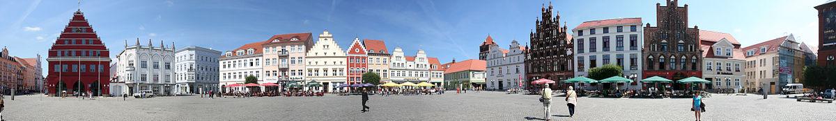 Τριήμερη επίσκεψη αντιπροσωπείας του Δήμου Greisfswald της Γερμανίας.