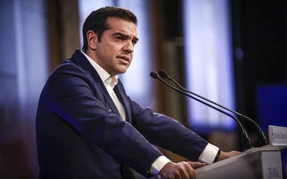 Αλέξης Τσίπρας: Η ψήφος στις ευρωεκλογές είναι ψήφος εμπιστοσύνης στα μέτρα ελάφρυνσης