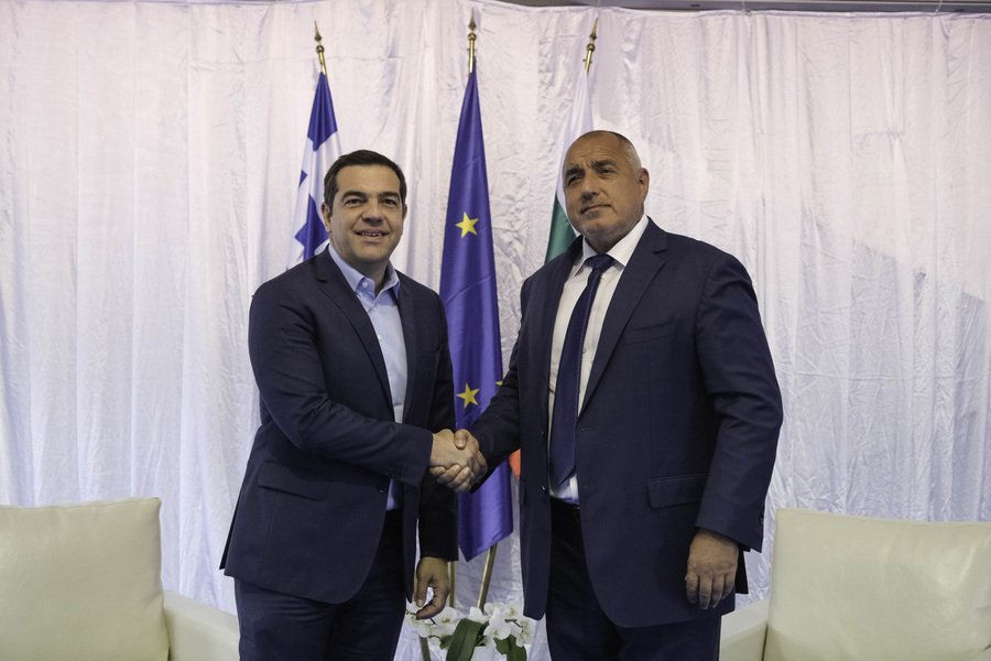 Τσίπρας: Τα Βαλκάνια μεταμορφώνονται σε ενεργειακό κόμβο