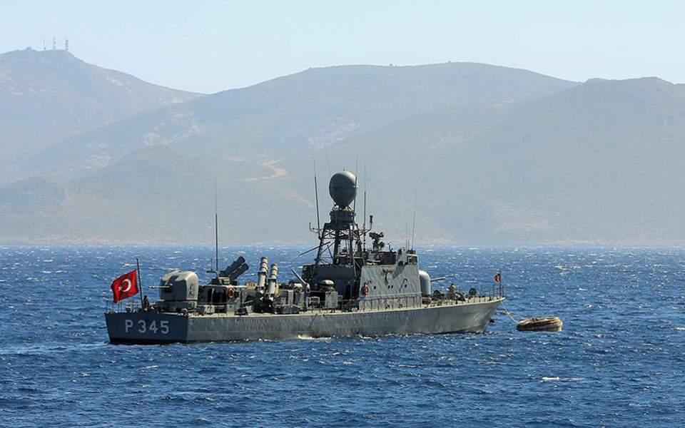 Τουρκική Navtex δεσμεύει θαλάσσια έκταση στην περιοχή του Καστελόριζου