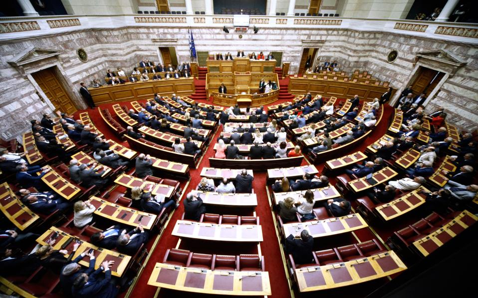 «Πέρασε» το νομοσχέδιο για τις 120 δόσεις – Πως ψήφισαν τα κόμματα