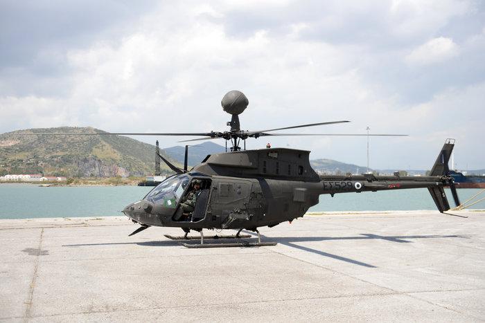 Στην Ελλάδα τα 70 ελικόπτερα αναγνώρισης Kiowa Warrior από τις ΗΠΑ