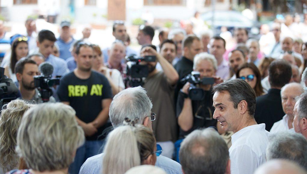 Μητσοτάκης: Ύστερα από 10 χρόνια κρίσης θα ξημερώσει σύντομα μια φωτεινή Ελλάδα