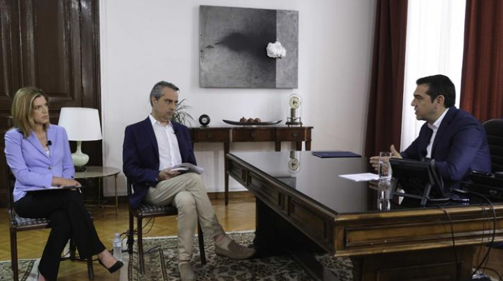 Αλ. Τσίπρας: Το σχέδιο του κ. Μητσοτάκη είναι ένας Αρμαγεδώνας – Επέκταση των 120 δόσεων και για επιχειρήσεις