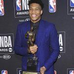 Εγραψε ιστορία – MVP στο NBA ο Γιάννης Αντετοκούνμπο