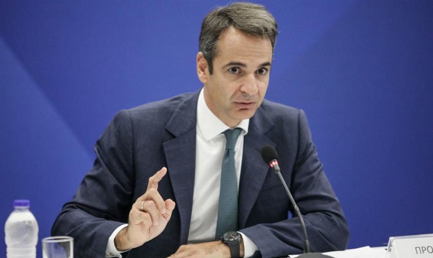 Μητσοτάκης: Ζητάω ισχυρή εντολή – Δεν υπάρχουν έτοιμα υπουργικά κοστούμια
