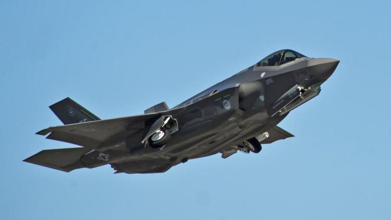 ΗΠΑ: Σταματά η εκπαίδευση των τούρκων πιλότων για τα F-35