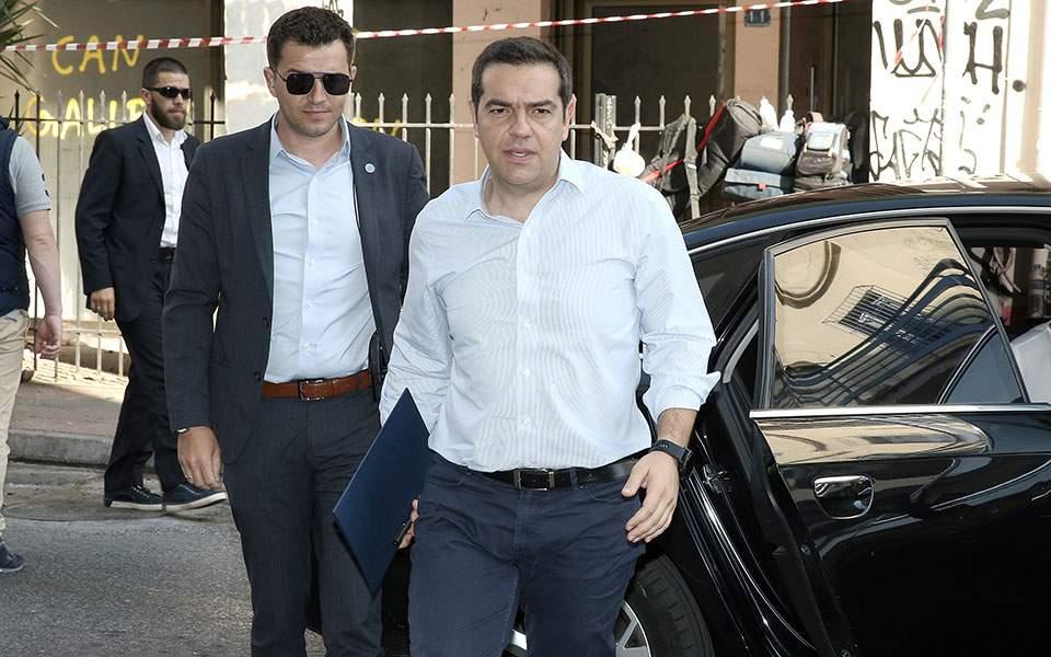 Μήνυμα συστράτευσης Τσίπρα στην ΚΕ του ΣΥΡΙΖΑ ενόψει εθνικών εκλογών