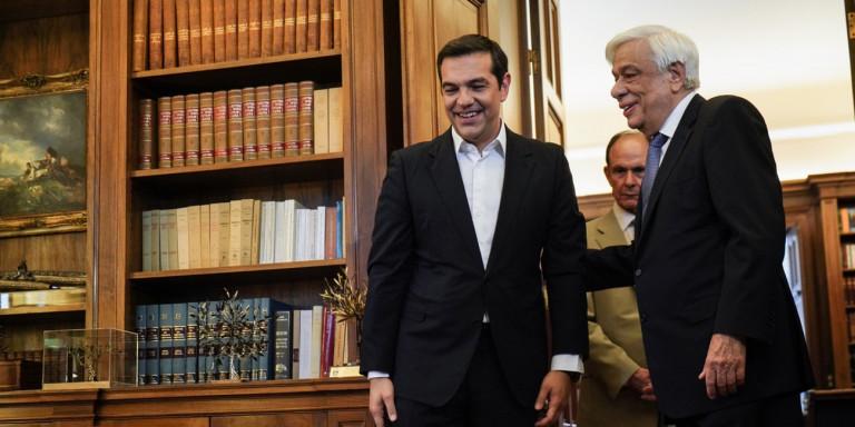 Παραιτήθηκε η κυβέρνηση – Ο Αλέξης Τσίπρας ζήτησε πρόωρες εκλογές  για να μην διαταραχθεί η οικονομία από παρατεταμένη προεκλογική περίοδο