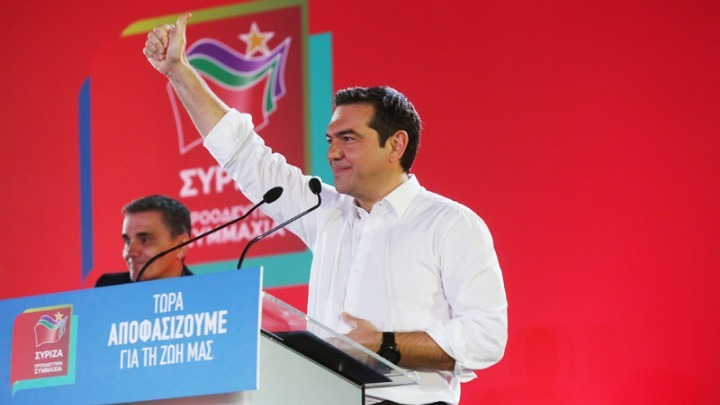 Αλ. Τσίπρας: Ήρθε η ώρα οι Έλληνες να ζήσουν καλύτερα – Δικαιούμαστε να κυβερνήσουμε χωρίς μνημόνια