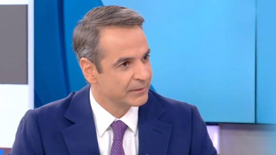 Μητσοτάκης: Ακόμα κι ο Τσίπρας ξέρει ποιος είναι ο «Ρασπούτιν» – Θα μειώσω γραφειοκρατία και φόρους