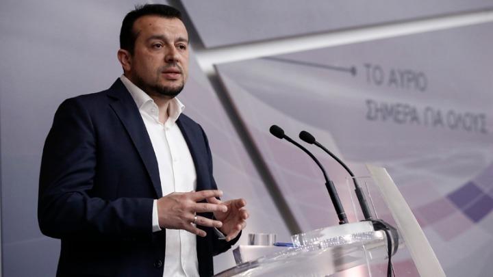 Ν. Παππάς: Ο Κυρ. Μητσοτάκης έχει σχέδιο χρεοκοπίας, περικοπές και ΔΝΤ