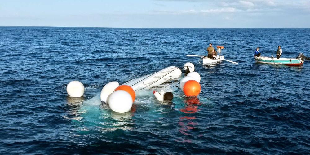 Οκτώ νεκροί μετανάστες από ναυάγιο λέμβου ανοιχτά της Αλικαρνασσού