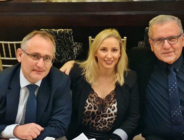 Στεφανάδης – Στεφανής και Ιωάννα Καραγιάννη οι υποψήφιοι της ΝΔ για τη μονοεδρική της Σάμου