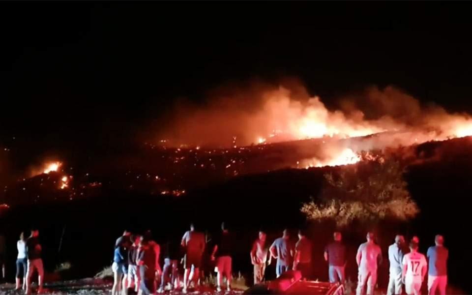 Κύπρος: Εκρήξεις στα Κατεχόμενα από συντριβή «ιπτάμενου αντικειμένου»