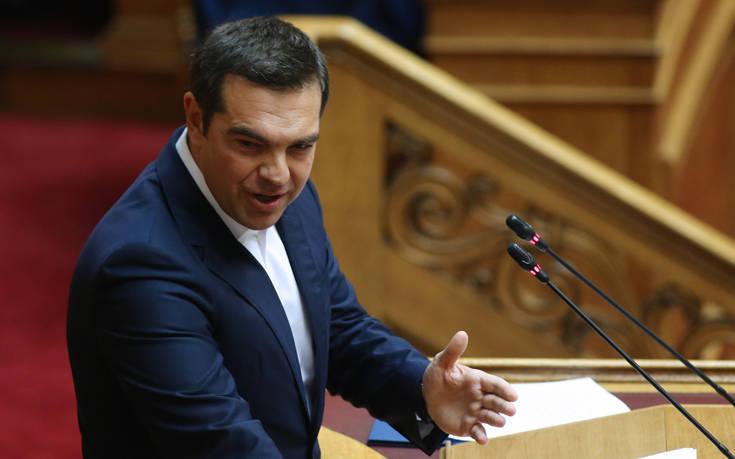 Αλέξης Τσίπρας: Tα πρώτα δείγματα γραφής της νέας κυβέρνησης μας προκαλούν ανησυχία