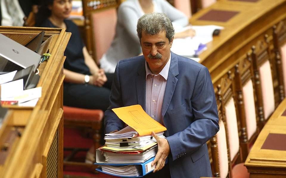 Πολάκης: Αήθη πολιτική πράξη αντεκδίκησης η προσπάθεια για άρση της ασυλίας μου –  Αποχώρησε η Κ.Ο ΣΥΡΙΖΑ από τη συζήτηση