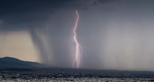 Κακοκαιρία Αντίνοος στην Ελλάδα : Που θα χτυπήσει – Πόσο θα κρατήσει