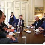 Σύσκεψη στο Μαξίμου για το μεταναστευτικό -Η διαχείριση θα είναι πιο αποτελεσματική, το μήνυμα της κυβέρνησης