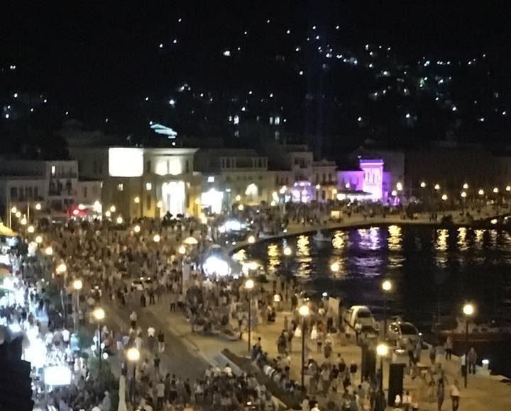 Με επιτυχία η 6η Λευκή Νύχτα στη Σάμο – Ευχαριστήριο του Δήμου προς τους συντελεστές