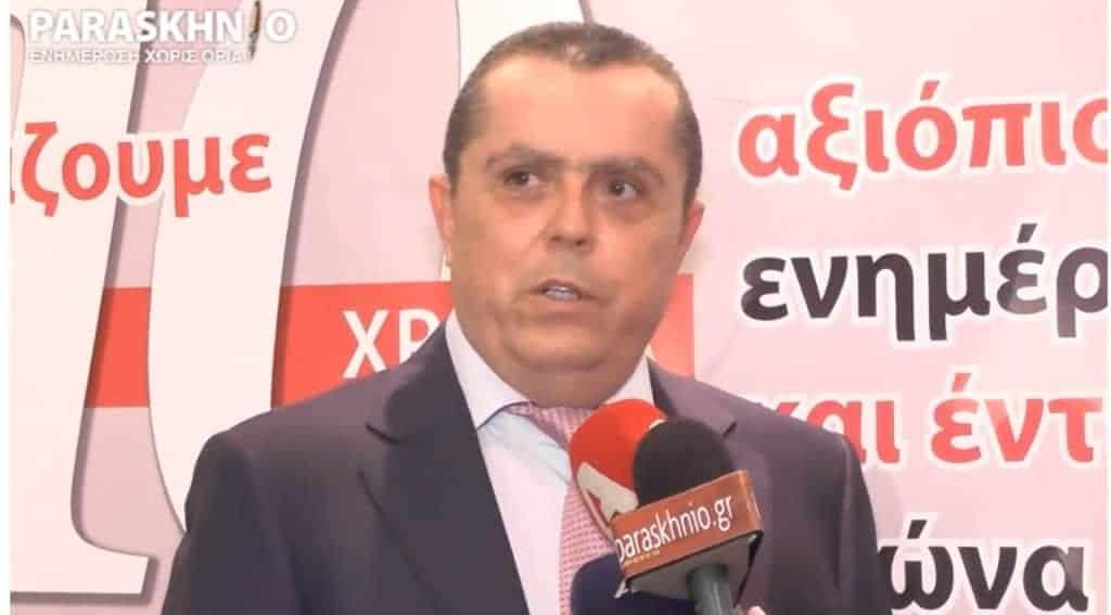Ο Νίκος Καραμανλής επισημαίνει τα επικίνδυνα παιχνίδια της Τουρκίας με το μεταναστευτικό