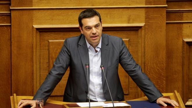 Τσίπρας : Το μόνο έτοιμο σχέδιο που είχε έτοιμο η ΝΔ ήταν αυτό της άλωσης του κράτους