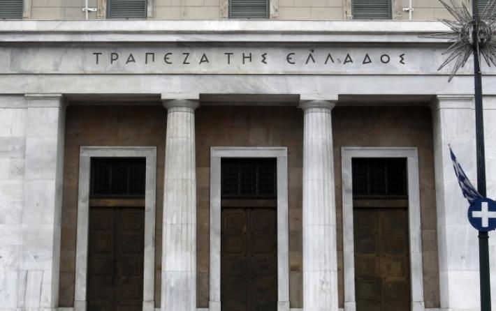 ΤτΕ: Πλεόνασμα 874 εκατ. ευρώ στο ισοζύγιο τρεχουσών συναλλαγών τον Ιούνιο 2019