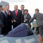 Το «αόρατο» μαχητικό Su-57 παρουσίασαν οι Ρώσοι στον Ερντογάν
