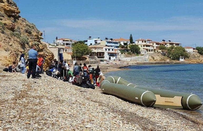 Φύλαξη συνόρων, αποσυμφόρηση και κλειστά κέντρα τα αιτήματα των Δημάρχων του Βορείου Αιγαίου