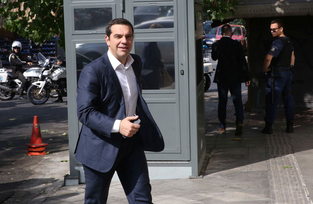 Αλέξης Τσίπρας: «Η κυβέρνηση τρώει από τα έτοιμα…»