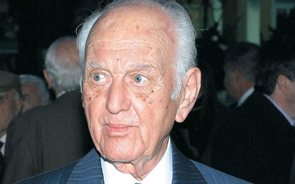 """""""Εφυγε"""" σε ηλικία 94 ετών ο Αντώνης Λιβάνης"""
