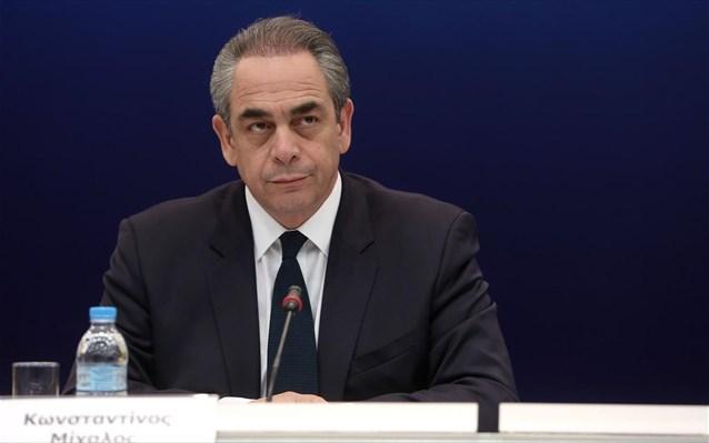Τις προτάσεις των Επιμελητηρίων για το Αναπτυξιακό νομοσχέδιο απέστειλε ο Κ. Μίχαλος στον Α. Γεωργιάδη