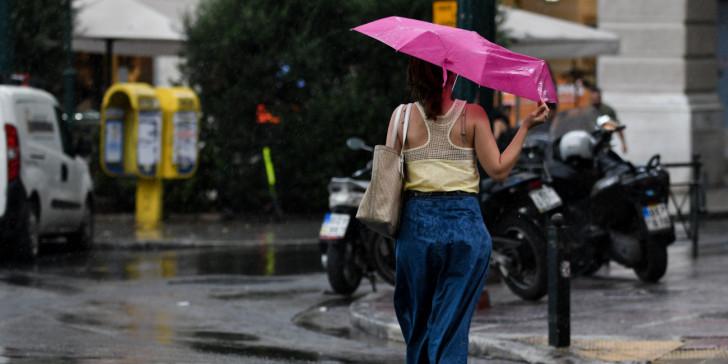 Τέλος το καλοκαίρι – Χαλάει ο καιρός – Πότε έρχονται βροχές και καταιγίδες
