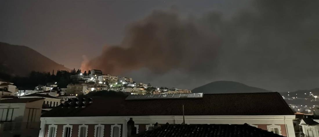 Γ.Στάντζος στον ΑΝΤ1 για τη φωτιά στο ΚΥΤ: Είχαμε εξέγερση