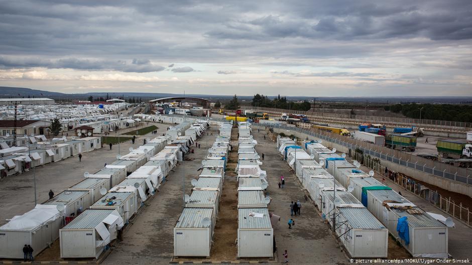 Handelsblatt: Πρόσθετη βοήθεια στην Τουρκία για πρόσφυγες