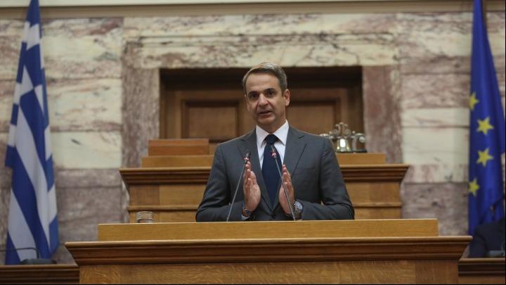 Κυρ. Μητσοτάκης: Για εμάς η Βουλή δεν αποτελεί βραχίονα της κυβέρνησης