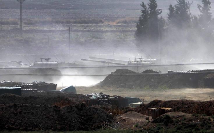 Ξεκίνησε η εισβολή των Τούρκων στη Συρία – Το ανακοίνωσε ο Ερντογάν