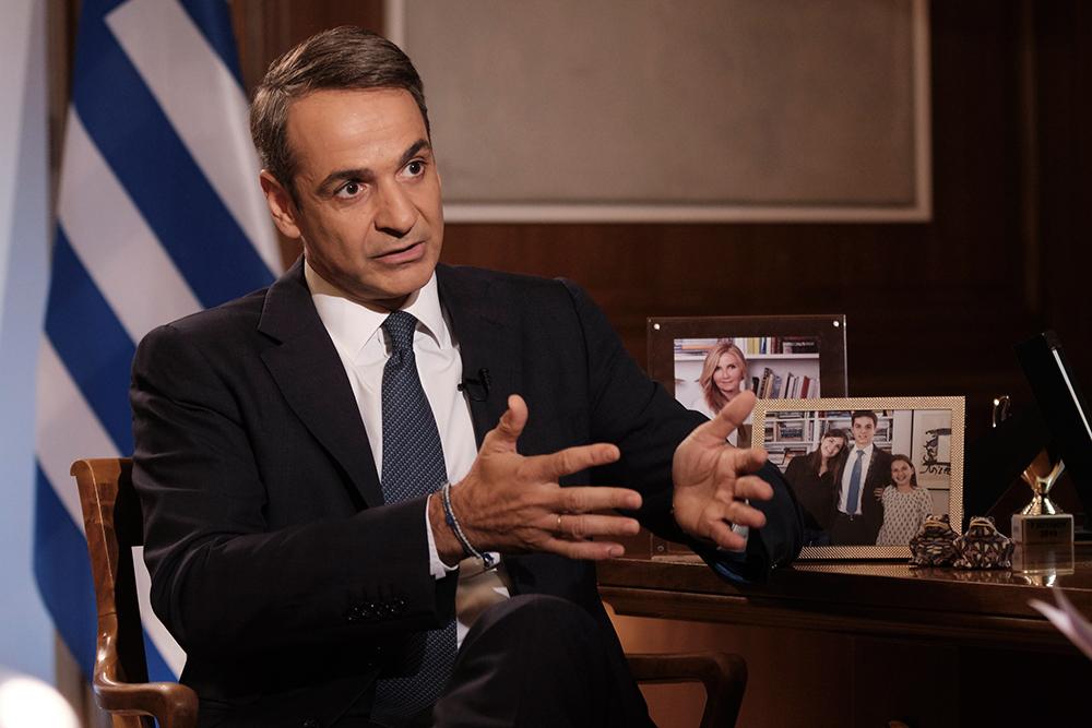 Μητσοτάκης στον ΑΝΤ1: Τι είπε για την Συρία,τις προκλήσεις στην κυπριακή ΑΟΖ, τον ΣΥΡΙΖΑ, την εξουσία, την Novartis