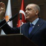 Ερντογάν σε Κούρδους: Παραδοθείτε και σταματάω την επιχείρηση