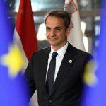 Κυρ. Μητσοτάκης: Υιοθετήθηκε από την ΕΕ η θέση μας για τη διαχείριση των μεταναστευτικών ροών