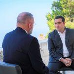 Τσίπρας: Βλέπω τον Μητσοτάκη να τρέχει και να παρακαλάει για τη Συμφωνία των Πρεσπών