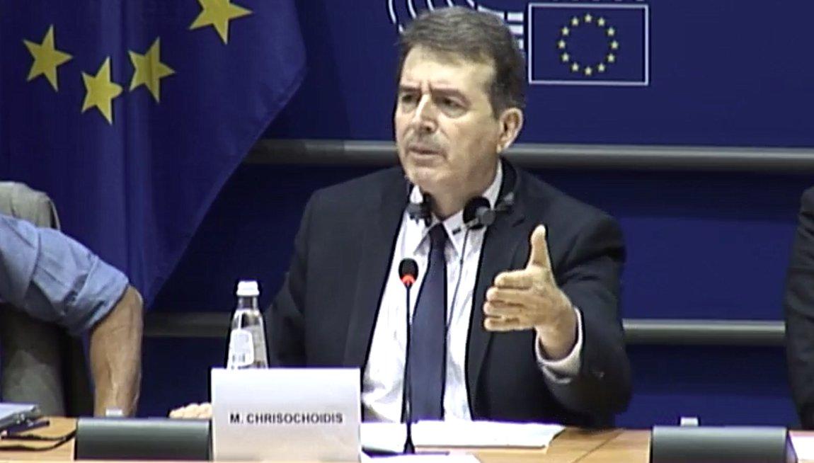 Χρυσοχοϊδης στο Ευρωπαϊκό Κοινοβούλιο: Μη διαχειρίσιμη η κατάσταση με τις μεταναστευτικές ροές στο Αιγαίο