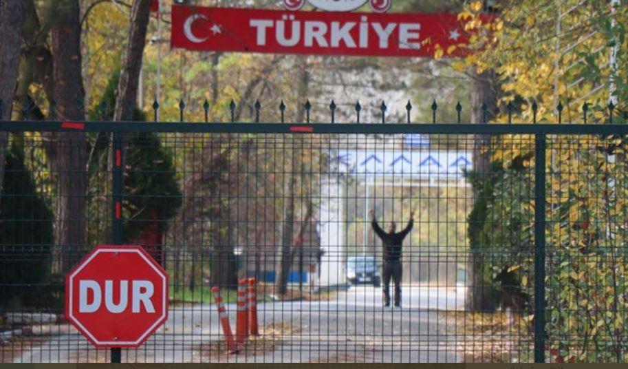 Θρίλερ: Εγκλωβισμένος στα σύνορα Ελλάδας – Τουρκίας τζιχαντιστής