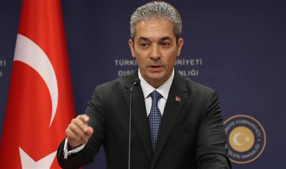 Πυρά τουρκικού ΥΠΕΞ σε Μητσοτάκη και Ευρώπη για το προσφυγικό