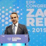 Κυρ. Μητσοτάκης: Η Ευρώπη δεν μπορεί να εκβιάζεται στο προσφυγικό-μεταναστευτικό