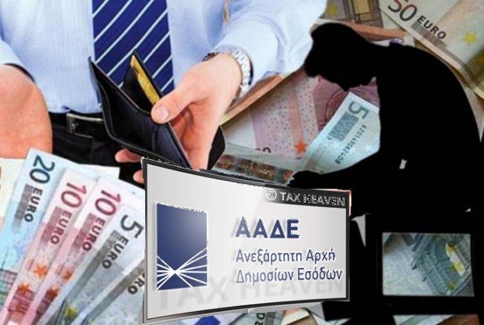 Νέα φέσια στην εφορία τον Σεπτέμβριο – Στα 104,9 δισ. ευρώ τα ληξιπρόθεσμα χρέη