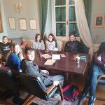 Μαθητές του ΕΠΑ.Λ. Σάμου ενημερώθηκαν για τις εξελίξεις στο μεταναστευτικό και για τη λειτουργία υπηρεσιών του Δήμου Αν. Σάμου