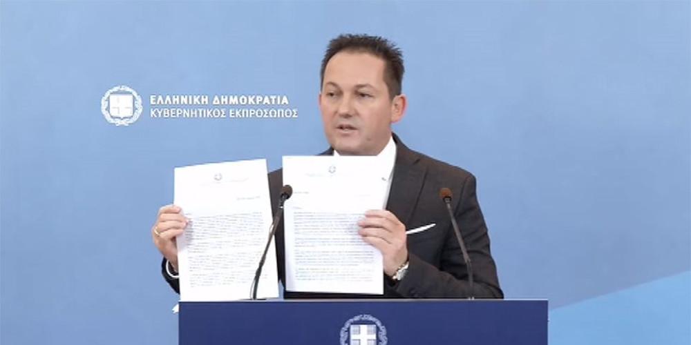 Δύο επιστολές της Ελλάδας στον ΟΗΕ για τη συμφωνία Τουρκίας-Λιβύης
