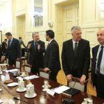 Εθνική σύμπνοια στο συμβούλιο εξωτερικής πολιτικής