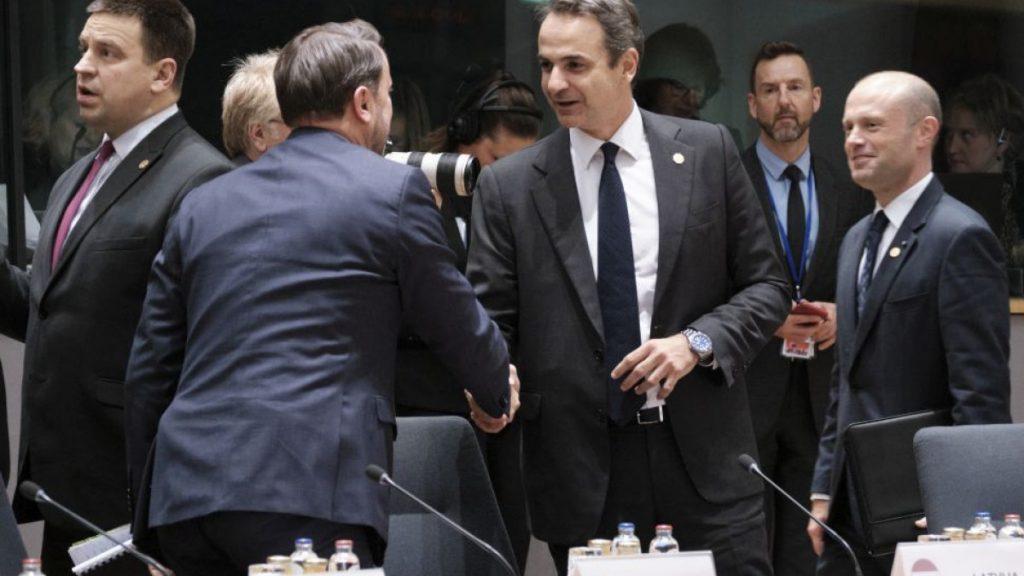 Σύνοδος Κορυφής: Παράνομη η συμφωνία Τουρκίας-Λιβύης –  Η Ευρώπη δίπλα σε Ελλάδα, Κύπρο